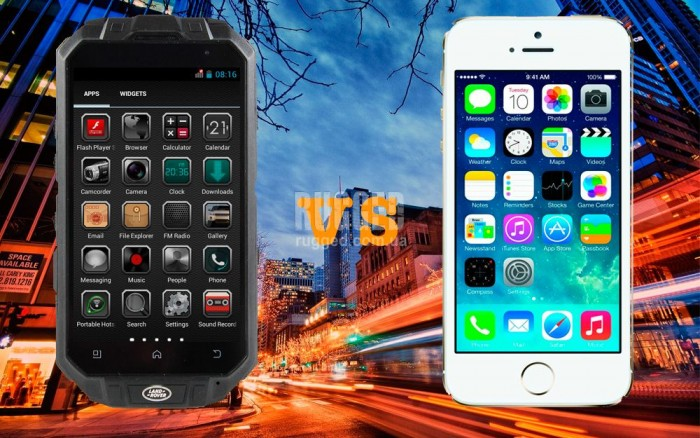knight-xv-quad-core-land-rover-edition-vs-iphone-5s